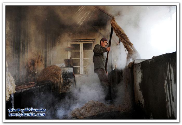 صور من أفغانستان في شهر أبريل 2013
