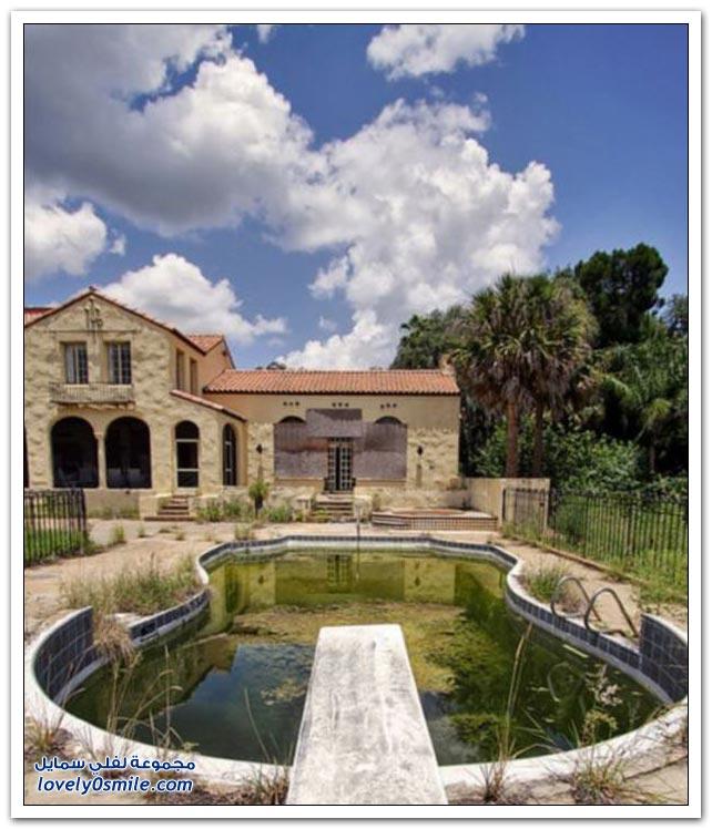 قصر بن لادن في ولاية فلوريدا