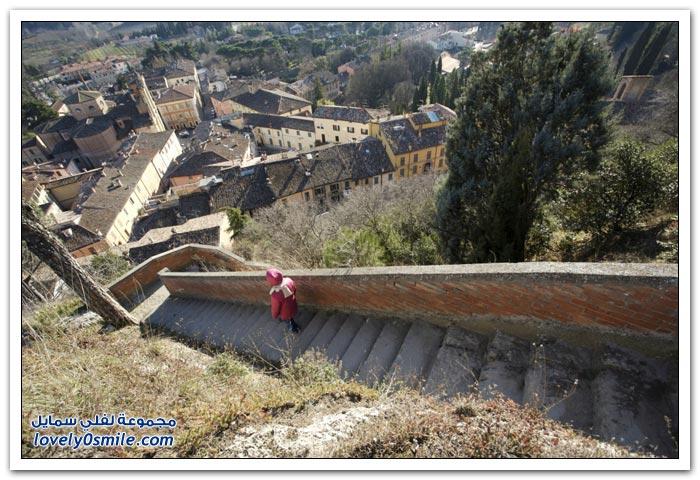 قلعة Brisighella في إيطاليا