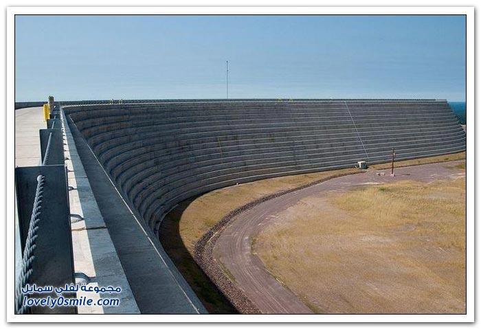 محطة الطاقة الكهرومائية (تام ساك) Taum Sauk