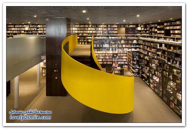 المكتبات المثالية حول العالم
