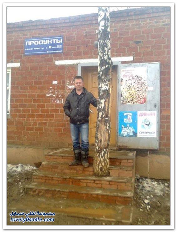 فقط في روسيا ج5