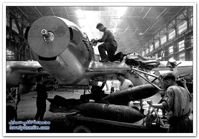 الطيران الحربي السوفيتي في زمن الحرب