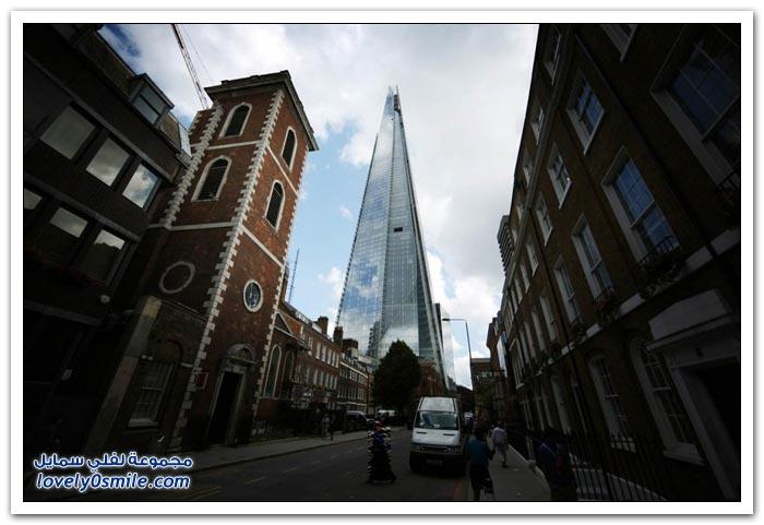 أعلى المباني في العالم لعام 2013