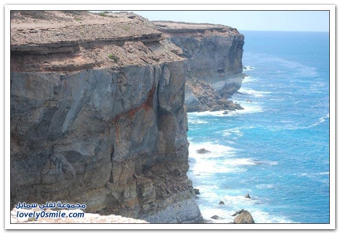 أكبر قطعة من الحجر الجيري في العالم