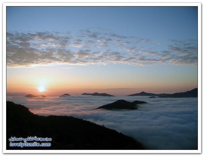 أجمل مكان ساحر ورائع فوق الغيوم منتجع Tomamu في اليابان