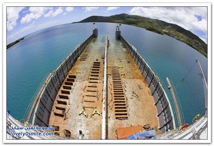 نقل اليخوت من البحر الكاريبي إلى البحر الأبيض المتوسط