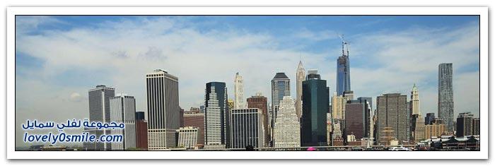 برج التجارة العالمي يطل من جديد