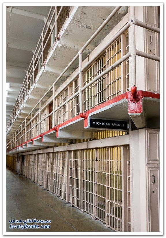 الكاتراز السجن الأكثر شهرة في العالم