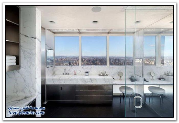 شقة معروضة للبيع بـ 115 مليون دولار في مانهاتن، مدينة نيويورك