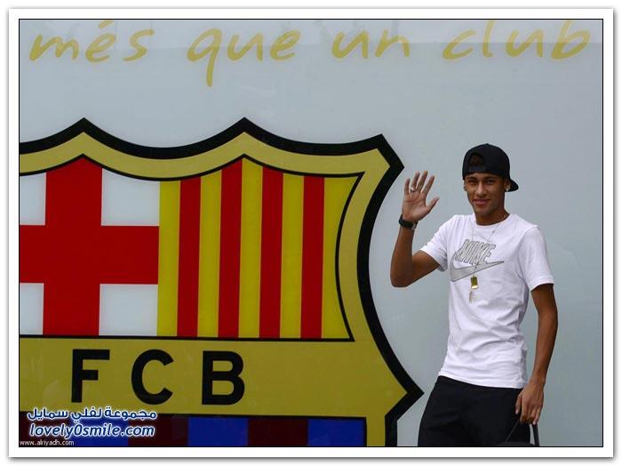 برشلونة يقدم نيمار