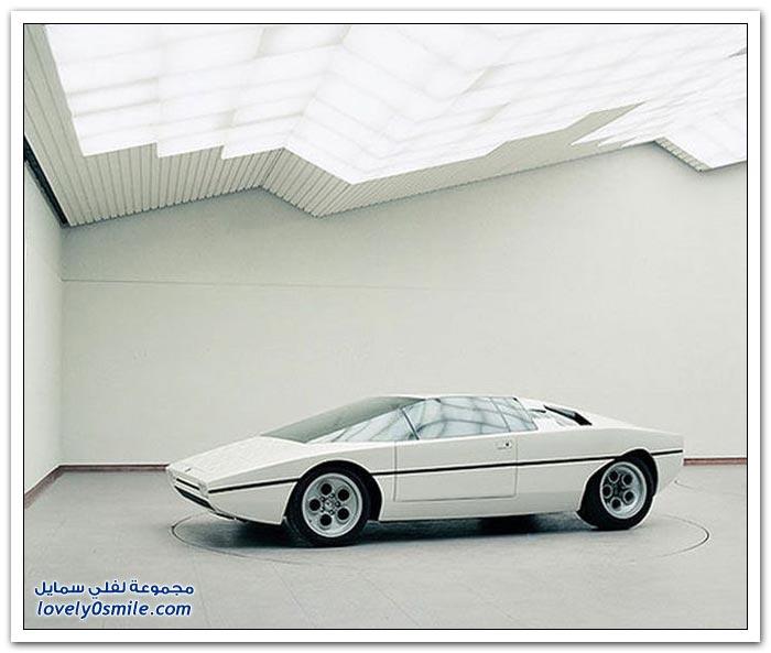 نماذج من السيارات الرياضية في السبعينات