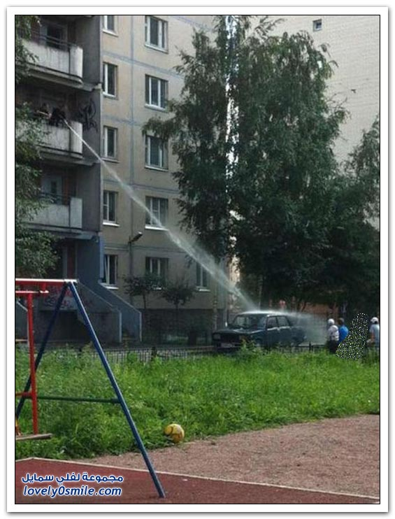فقط في روسيا ج6