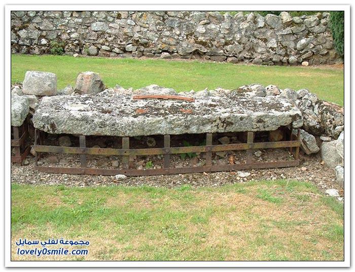 حماية القبور في القرن الثامن عشر في المملكة المتحدة