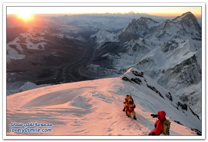 الذكرى الستون لتسلق جبل إيفرست