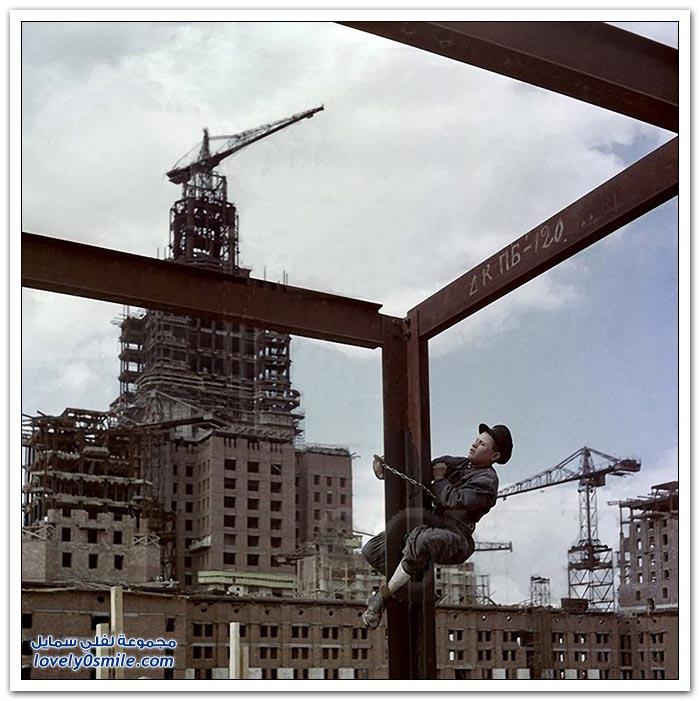 بعض المشاريع الكبرى حول العالم
