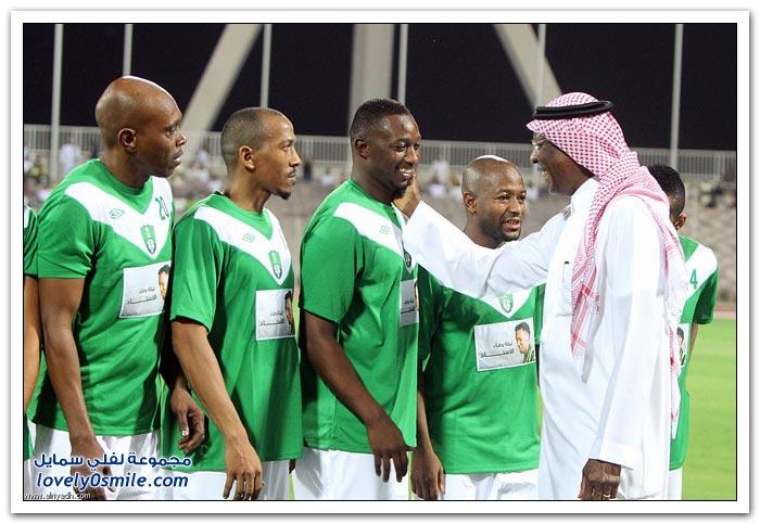 ليلة وفاء للاعب الراحل محمد الخليوي رحمه الله