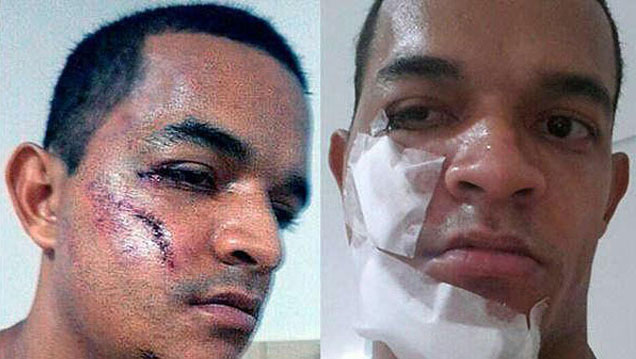 فيديو: اعتقال طاهي البشر أكبر زعيم عصابة + أعنف تدخل في تاريخ كرة القدم