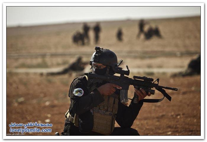 مناورات الأسد المتأهب