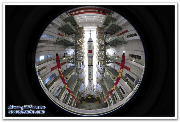 المركبة الفضائية الصينية