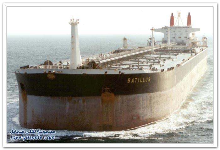 أكبر ناقلة بحرية في العالم
