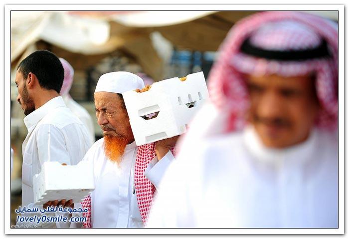 رمضان ينعش أسواق التمور