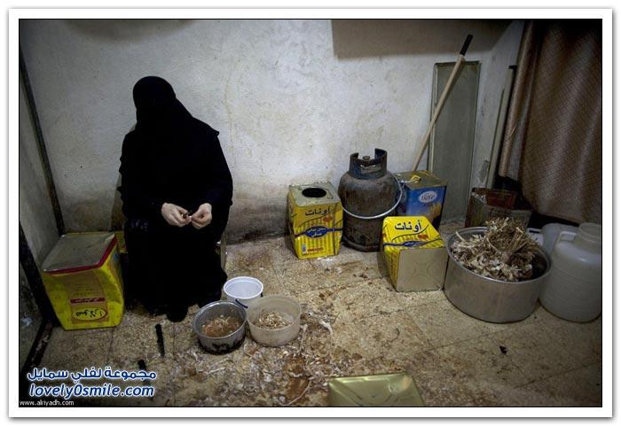 رمضان في سوريا
