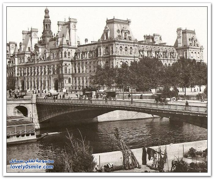باريس قديما