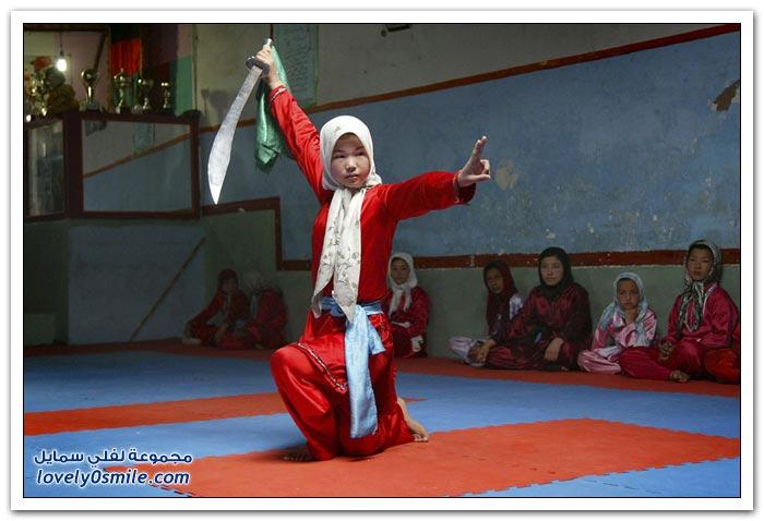 أطفال أفغانستان