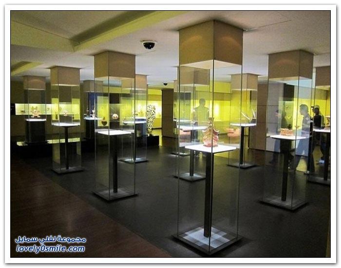 متحف الذهب في العاصمة الكولومبية