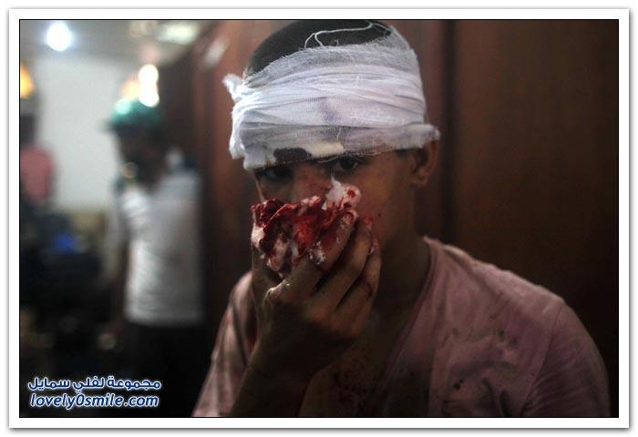 فض اعتصام رابعة العدوية والنهضة في مصر