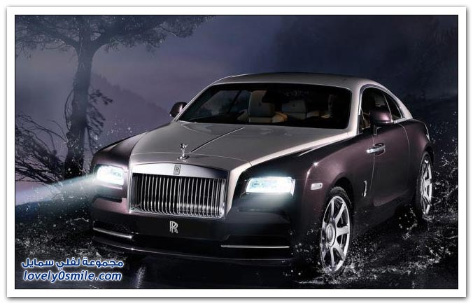 رولز رويس تستعد لإطلاق سيارتها الفارهة الشبح بـ 1,5 مليون ريال