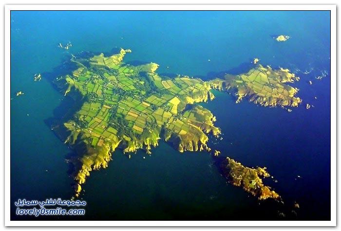 جزيرة سارك آخر دولة إقطاعية في أوروبا