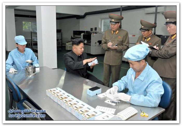 إنتاج أول هاتف ذكي في كوريا الشمالية