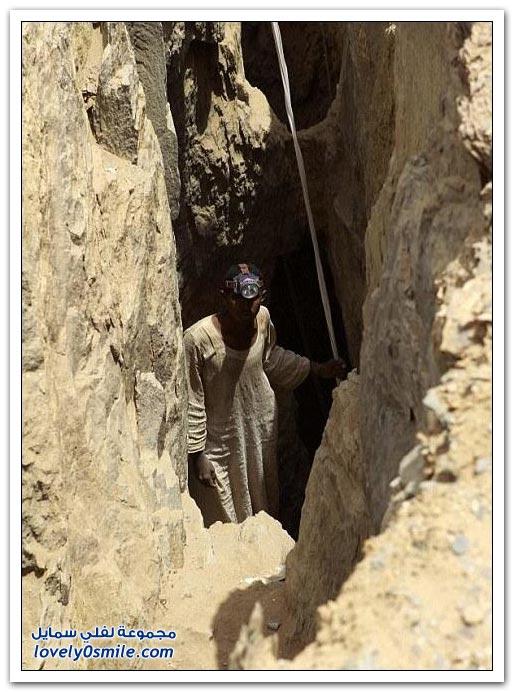 البحث عن الذهب في جنوب السودان