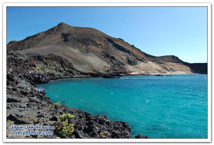 رحلة إلى جزر غالاباغوس