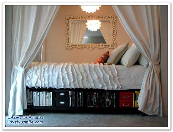 ديكورات وغرف نوم رائعة