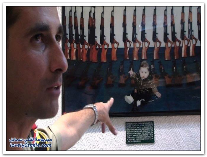 متحف المخدرات في المكسيك