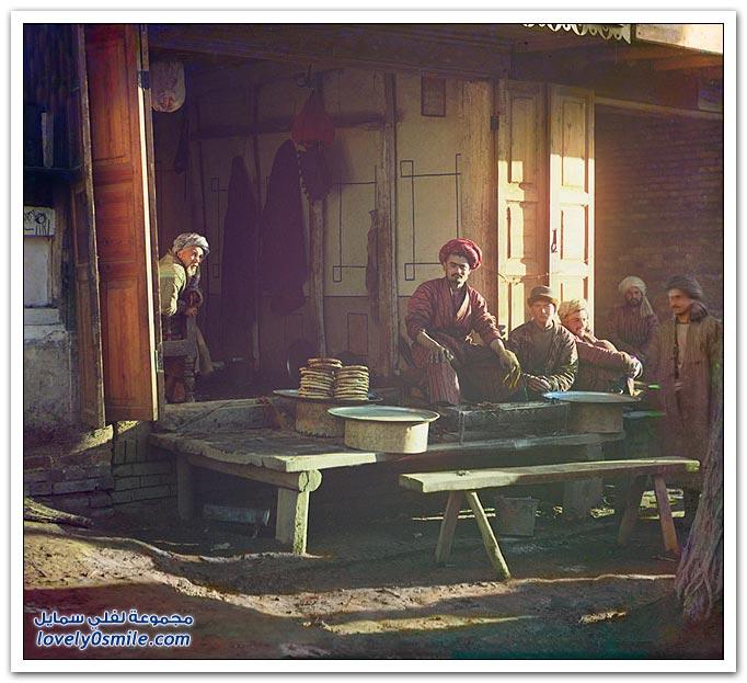 روسيا قبل 150 عاما في صور ملونة