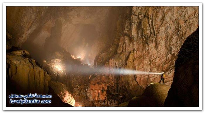 أكبر كهف في العالم (سون دونج) في فيتنام