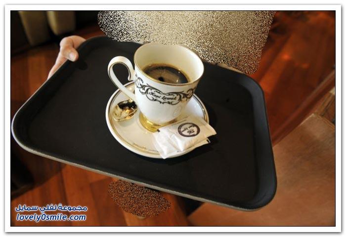 أغلى وألذ قهوة كوبي لواك