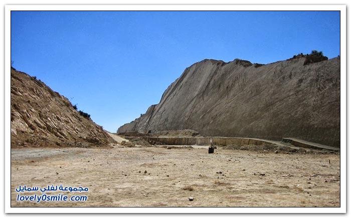آثار أقدام ديناصور في بوليفيا