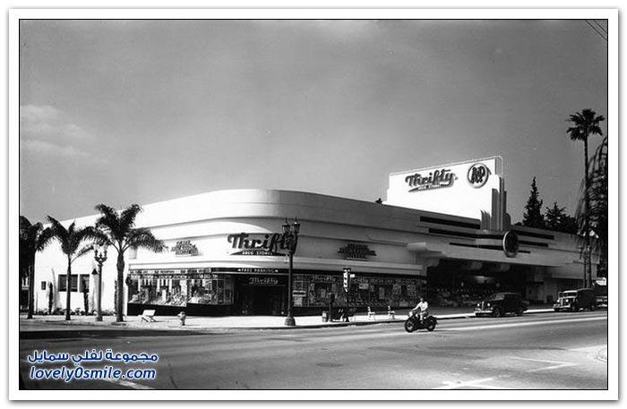 لوس أنجلوس بين عامي 1898-1960م