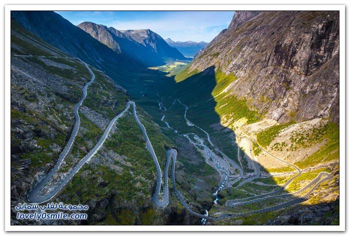 صور من غرب النرويج