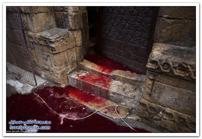صور يوم النحر حول العالم لعام 1434هـ