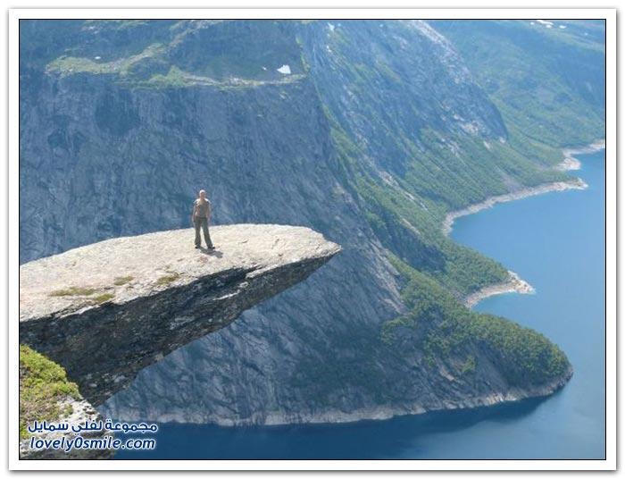 صور لمحبي المغامرة والمرتفعات