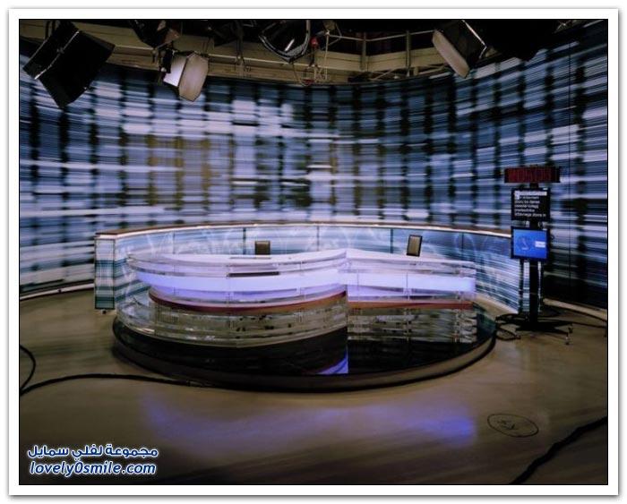 الاستوديوهات التلفزيونية حول العالم