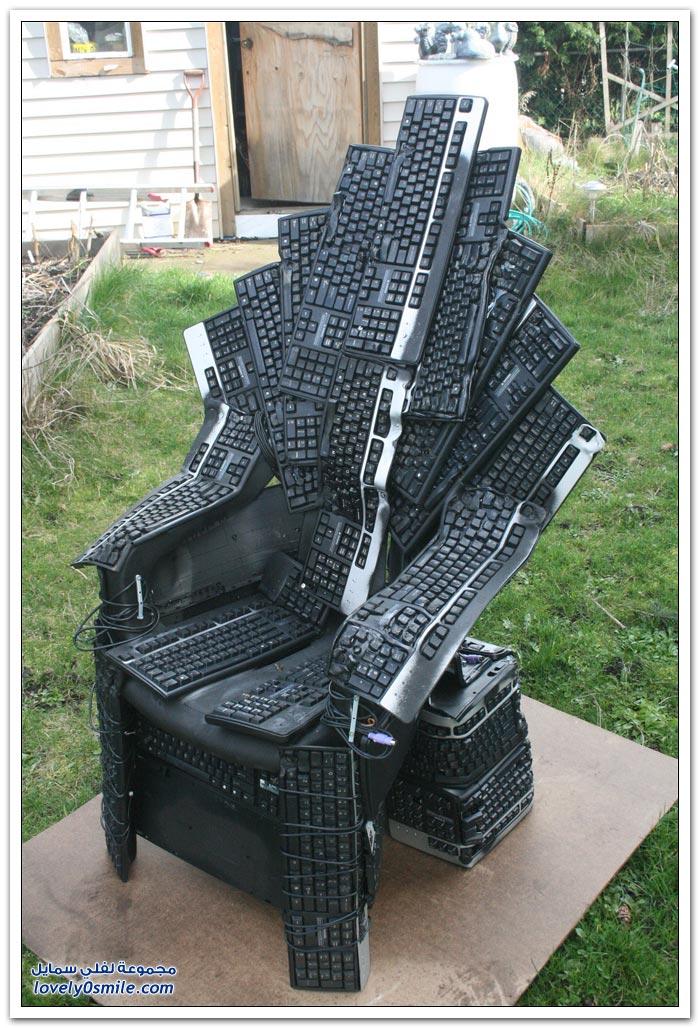 عندما يتحول الكيبور إلى كرسي