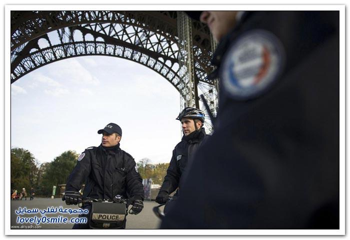 مسلح يثير ذعر باريس