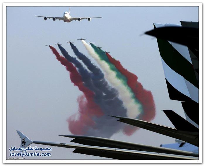 معرض دبي للطيران